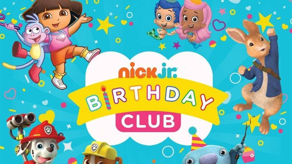 Pleasing Nick Jr Characters Send Special Birthday Calls Newsday Funny Birthday Cards Online Alyptdamsfinfo