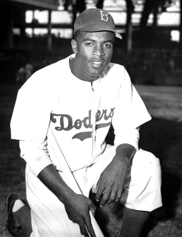 42 | JACKIE ROBINSON | Number retired: 1997