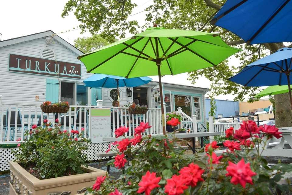 Turkuaz Grill, Riverhead: At this charming spot, you
