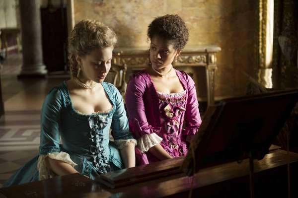 """Belle"" is the true story of a mixed-race,"