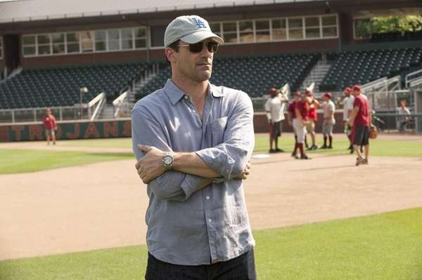 Jon Hamm stars as sports agent JB Bernstein