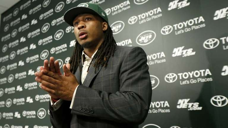 Calvin Pryor was drafted by the Jets with