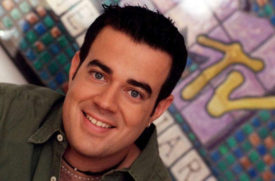 Carson Daly hosted MTV's