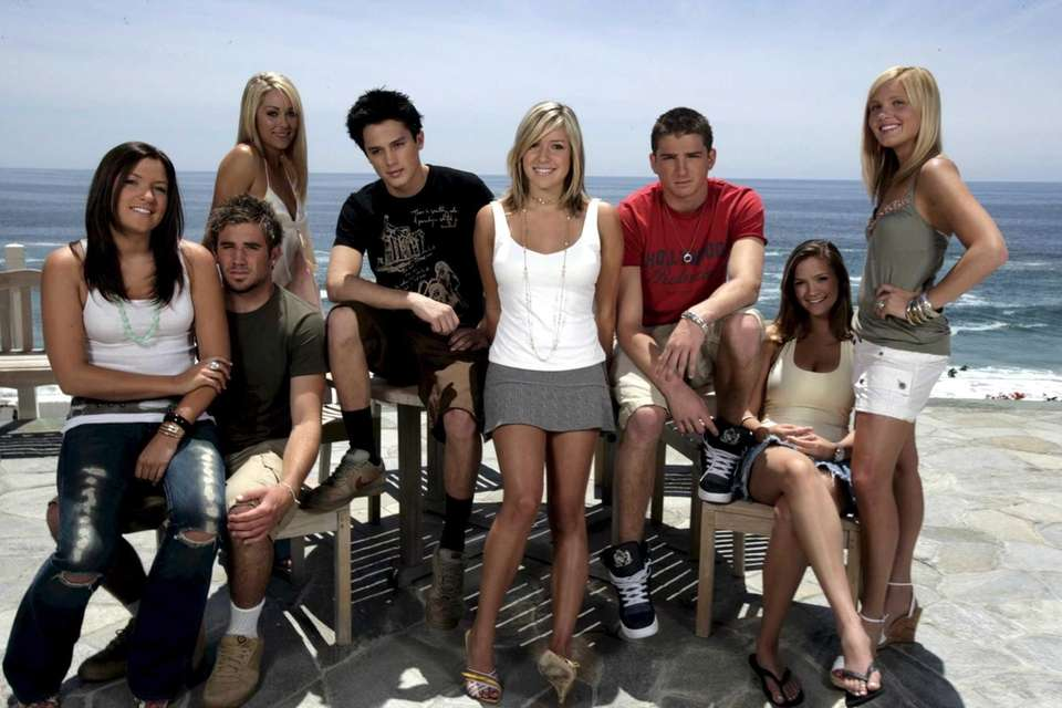 MTV chronicled the lives of students at Laguna