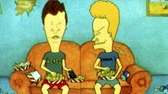 """Beavis and Butt-head,"" the MTV toon about two"