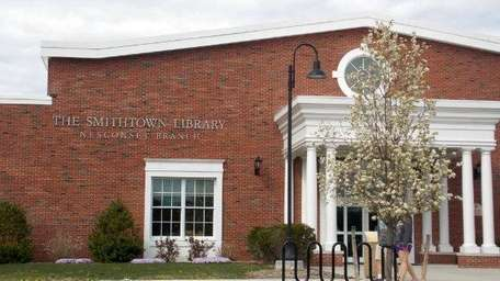 Smithtown Library Nesconset Branch.