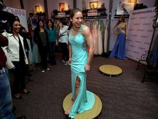 In 2014, Katherine Grandazza tried on some 60