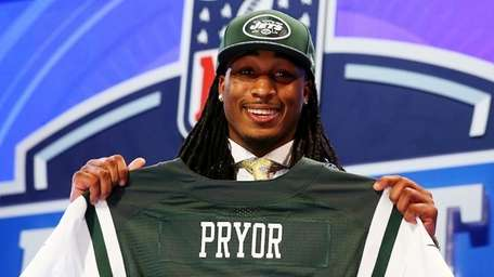 Calvin Pryor was picked #18 overall by the