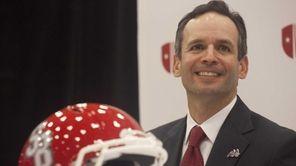 Shawn Heilbron, Senior Associate Athletic Director for Development