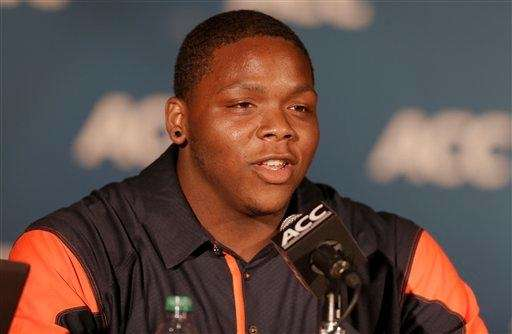 The Giants drafted Jay Bromley in the third