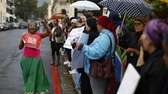 South Africans protest in support of more than