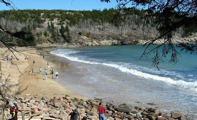 Maine's Acadia National Park may be small in