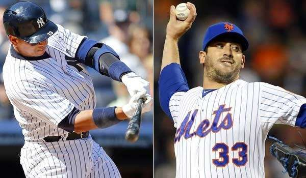 If Alex Rodriguez faces Mets ace Matt Harvey,