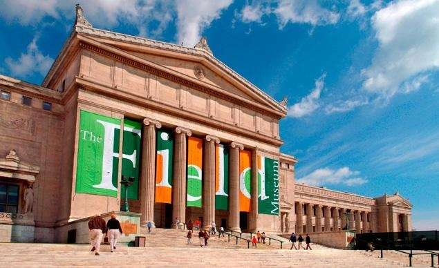 Chicago's Field Museum is part of the city's