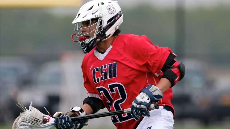 Cold Spring Harbor's Ian Laviano moves to the