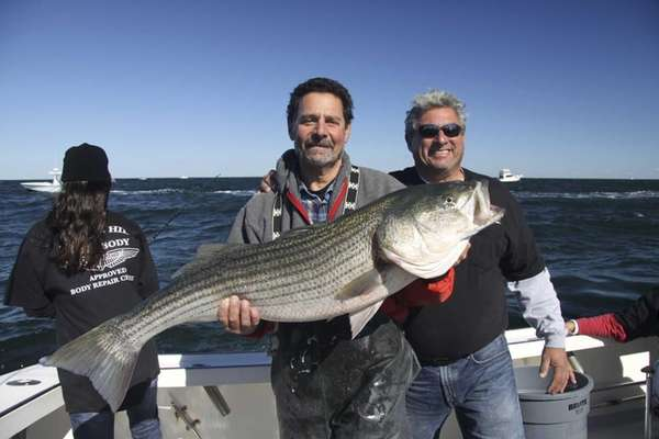 Many fishing clubs give back to the sport
