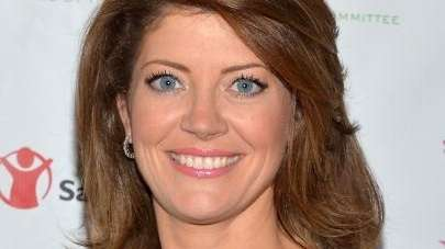 Norah O'Donnell, co-host of