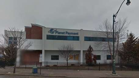 A Google street view of the Planet Payment