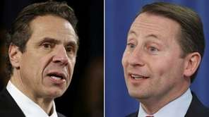 Rob Astorino will seek to unseat Democratic Gov.