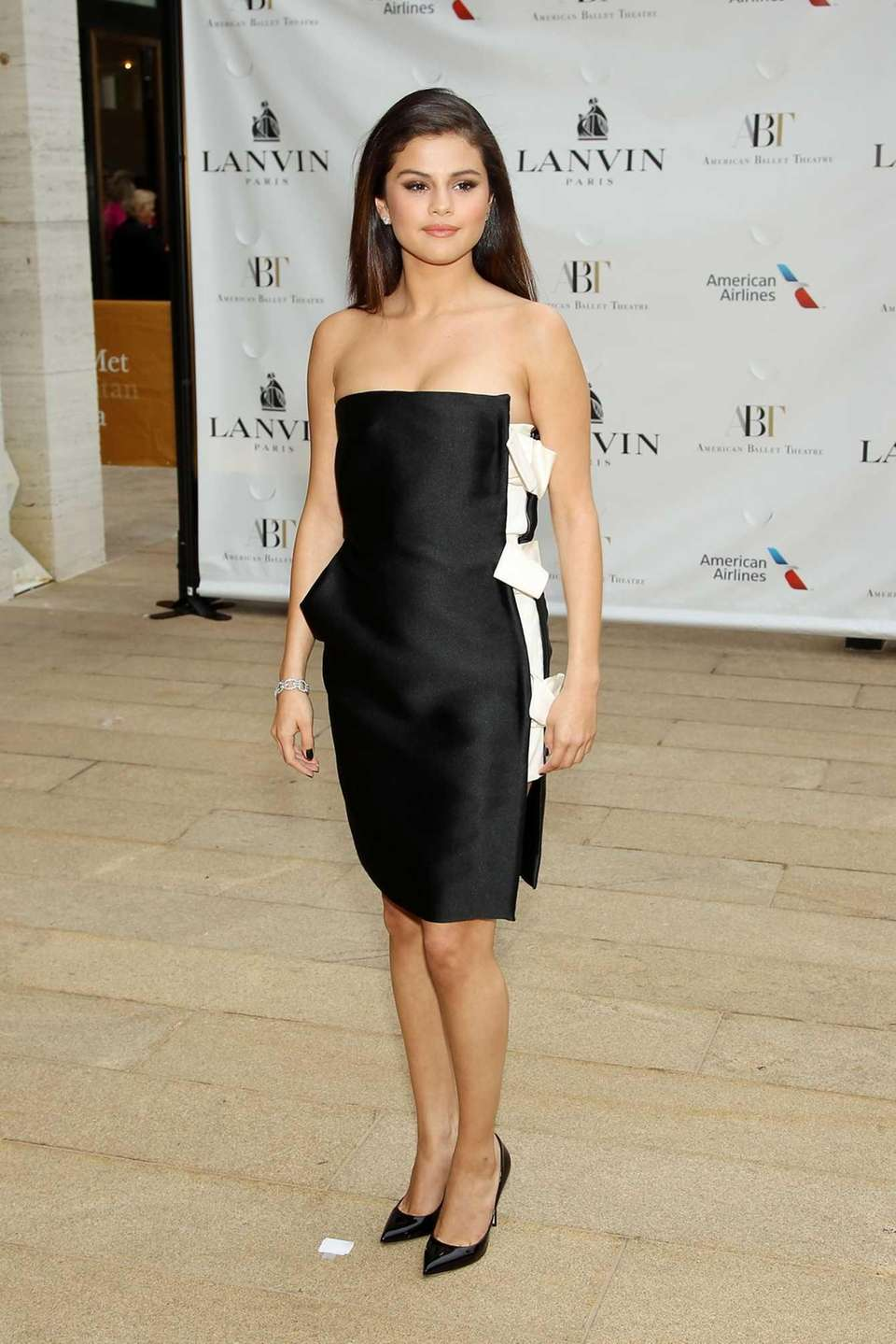 Selena Gomez at the American Ballet Theatre Opening