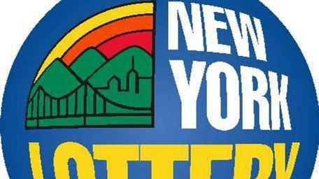 A winning New York Lottery Take 5 ticket