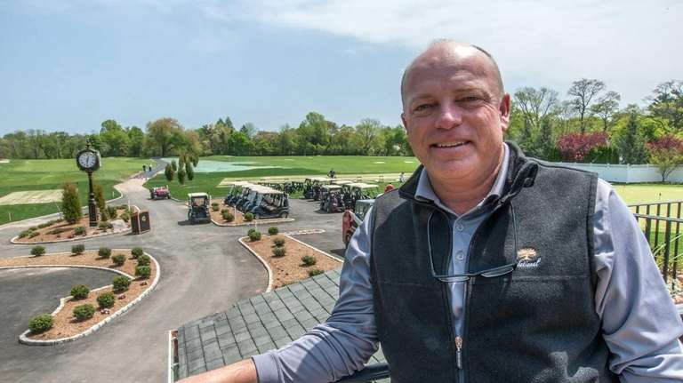 Engineers Country Club hosted a press conference with