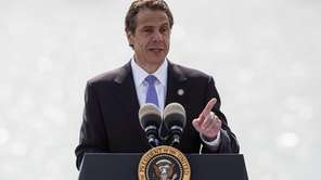 Gov. Andrew Cuomo on May 14, 2014 in