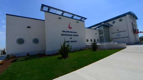 The Malone-Muhall Recreation Center in Lido Beach will