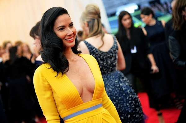 Olivia Munn attends the
