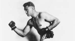 Jack Dempsey was boxing's heavyweight champion for seven