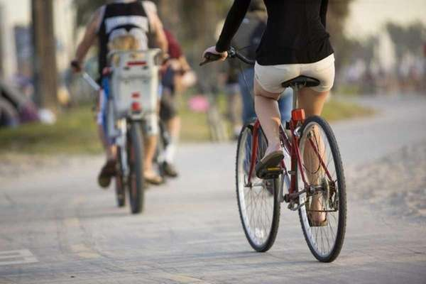Long Island is home to several biking paths