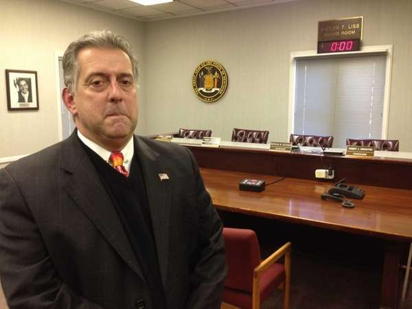 John Zollo, former Smithtown town attorney, could face