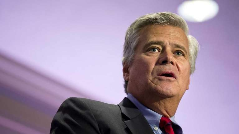 State Sen. Dean Skelos (R-Rockville Centre) speaks at