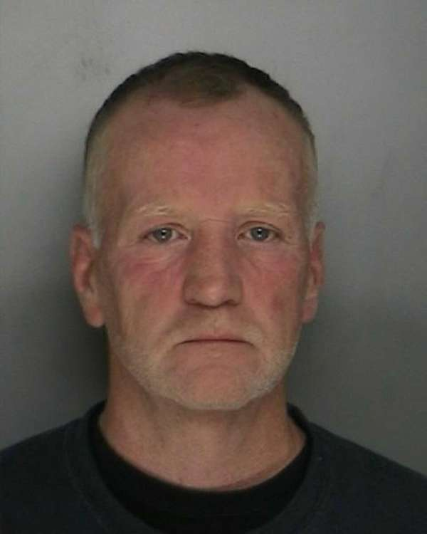 Alfred Buckman, 51, of Islip Terrace, was arrested