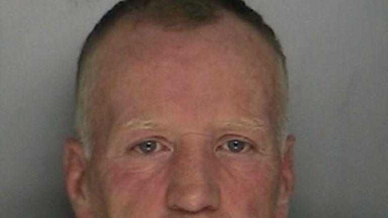 Alfred Buckman, 51, of Islip Terrace, was arrested