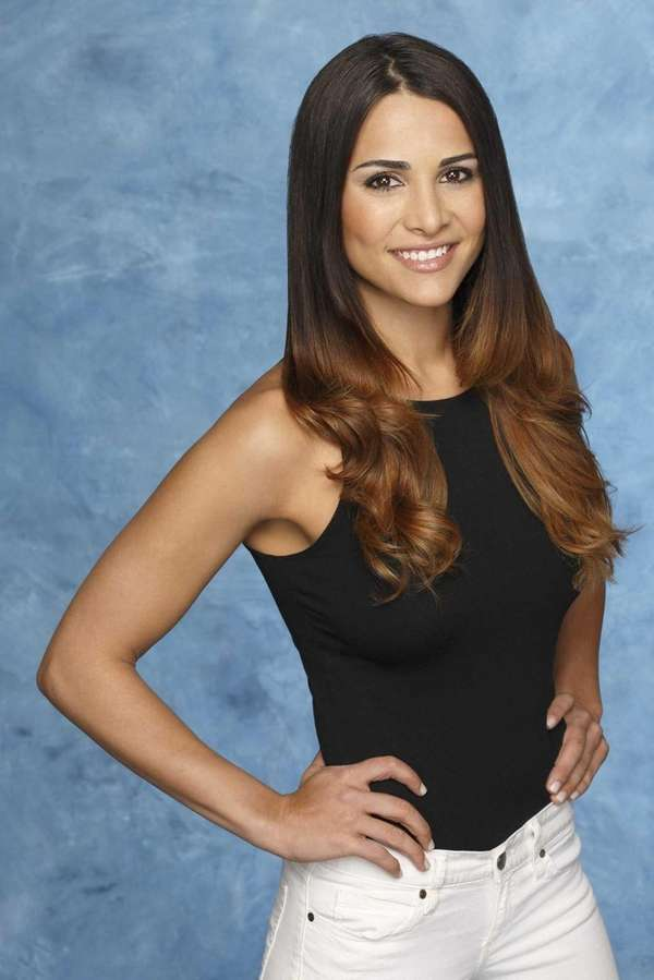 Andi Dorfman, 26, stars on the 10th season