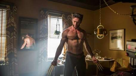 Logan/The Wolverine (Hugh Jackman) finds himself in the