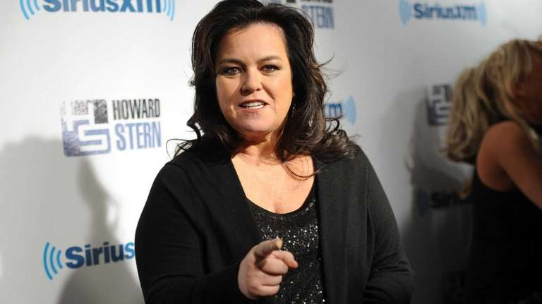 Rosie O'Donnell attends