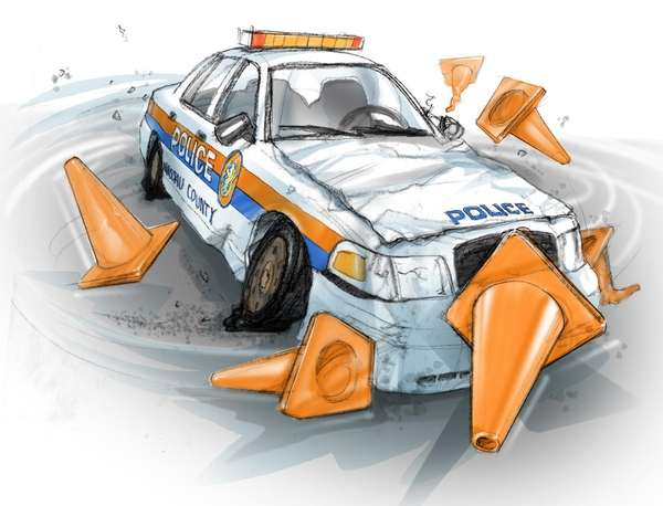 Banged-up Nassau police need a new direction.