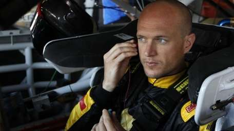 Driver Josh Wise beat out Danica Patrick in