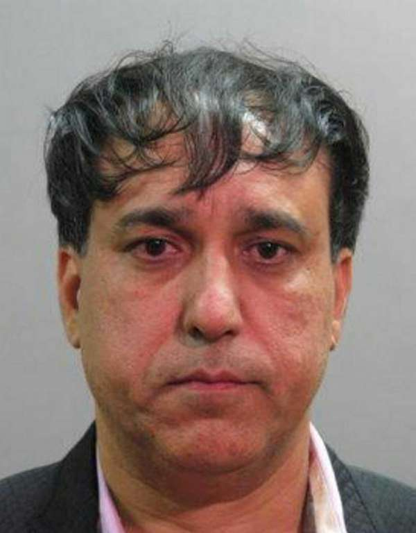 Ravinder Chopra, 50, of New Hyde Park, was