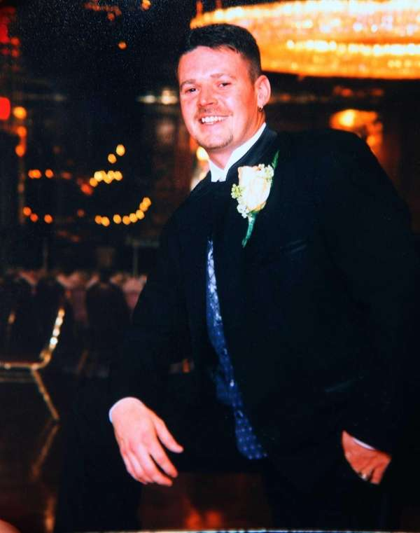 Photo of Daniel McDonnell, 40, of Lindenhurst, is