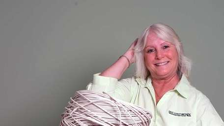 Deborah Ehmann, owner of East Coast Metallic Tubing