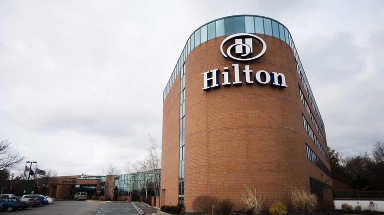 The Hilton Long Island Huntington on Broad Hollow