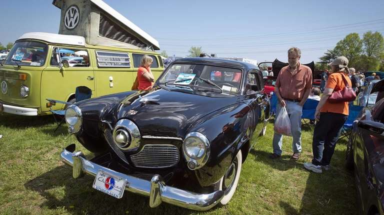 This 1951 Studebaker was one of many automobiles