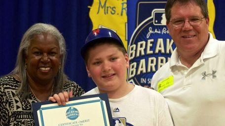 Sharon Robinson, the daughter of baseball legend Jackie