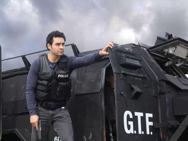 Ramon Rodriguez stars in