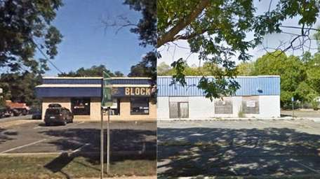 Blockbuster video, then and now.