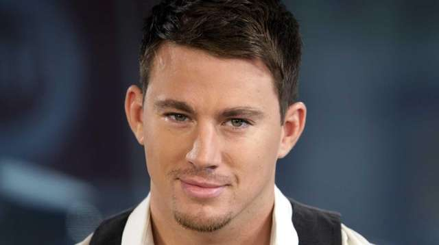 "Channing Tatum on the NBC ""Today"" show in"