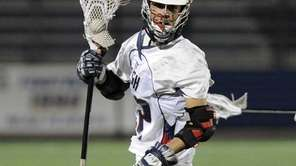 Cold Spring Harbor attacker Lan Laviano runs with